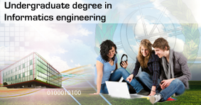 Undergraduate engineering degree in computing
