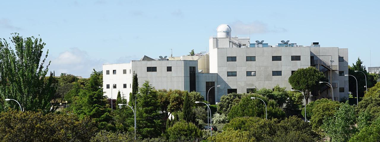 Vista del Campus de Montegancedo