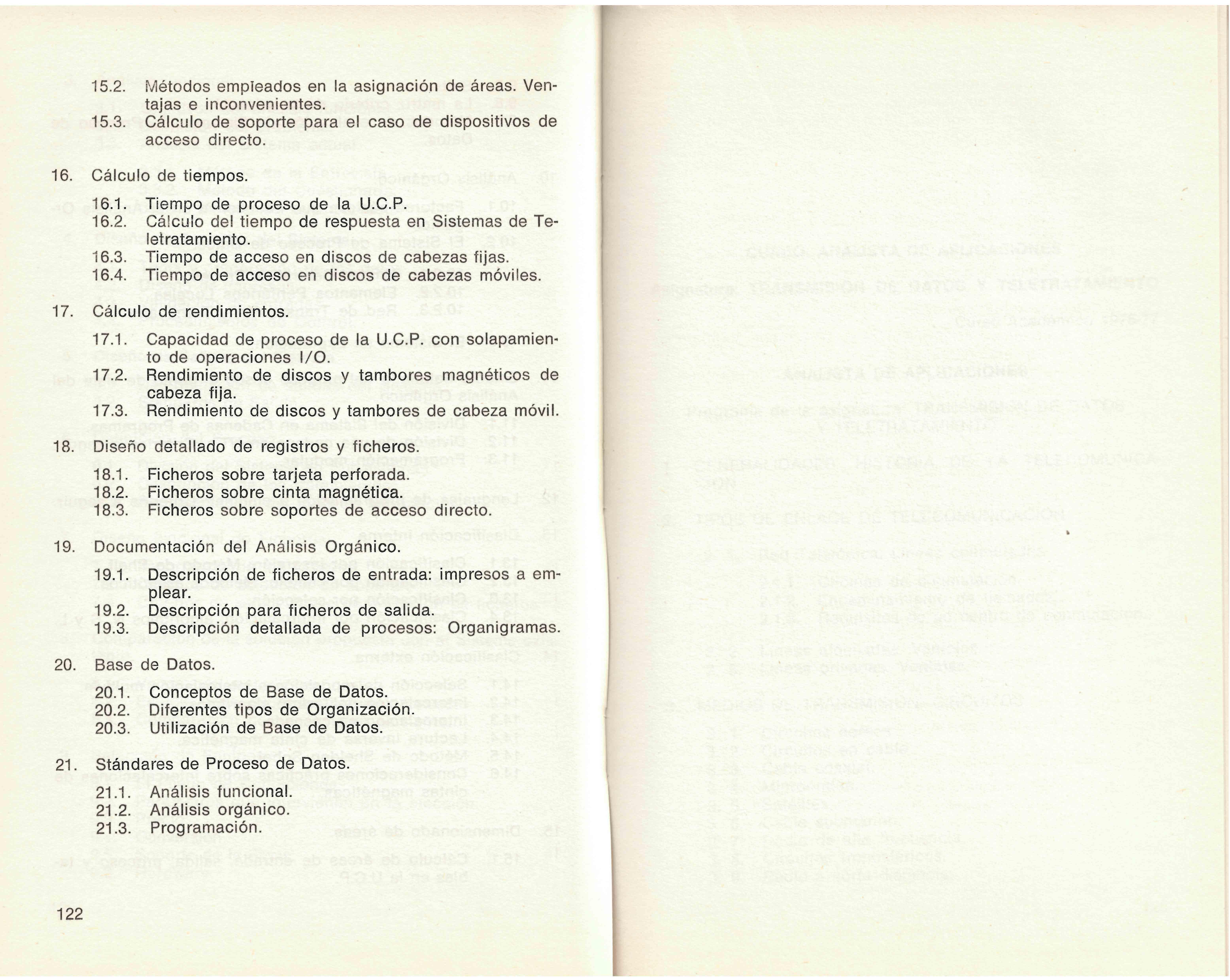 Creación de la Facultad de Informática de Madrid y de los estudios ...
